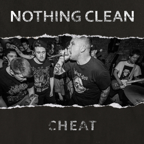 "NOTHING CLEAN ""Cheat"" LP"