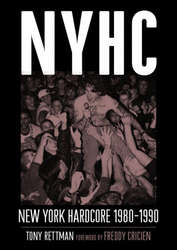 """NYHC - New York Hardcore 1980-1990"" Book"