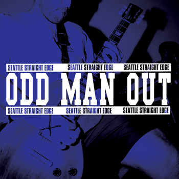 "ODD MAN OUT ""Odd Man Out"" LP  (black)  PRE-ORDER"
