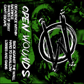 "OPEN WOUNDS ""Open Wounds"" demo-tape"