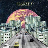 "PLANET Y ""Kniven for struben"" LP"