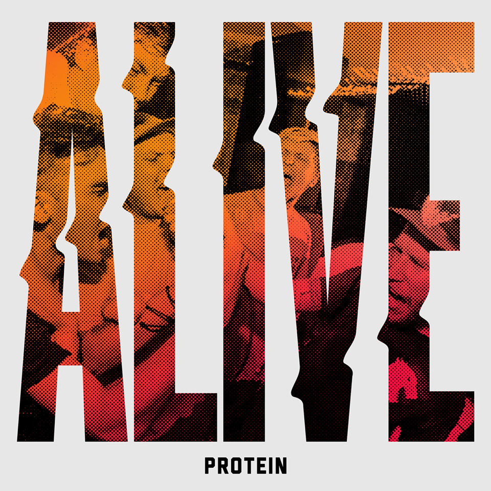 "PROTEIN ""Alive"" EP (ltd.orange)"