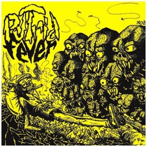 "PUTRID FEVER ""Do you remember?"" LP"