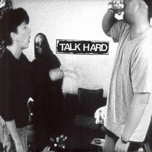 RADICAL ATTACK/TALK HARD  split EP