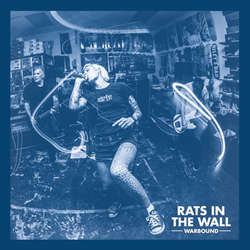 "RATS IN THE WALL ""Warbound"" EP (white)"