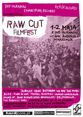 RAW CUT FILM FEST 2010