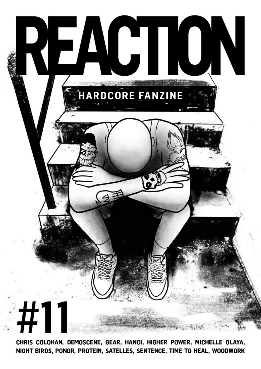 """REACTION"" #11"