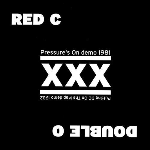 RED C/DOUBLE O split LP