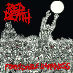 "RED DEATH ""Formidable darkness"" LP"