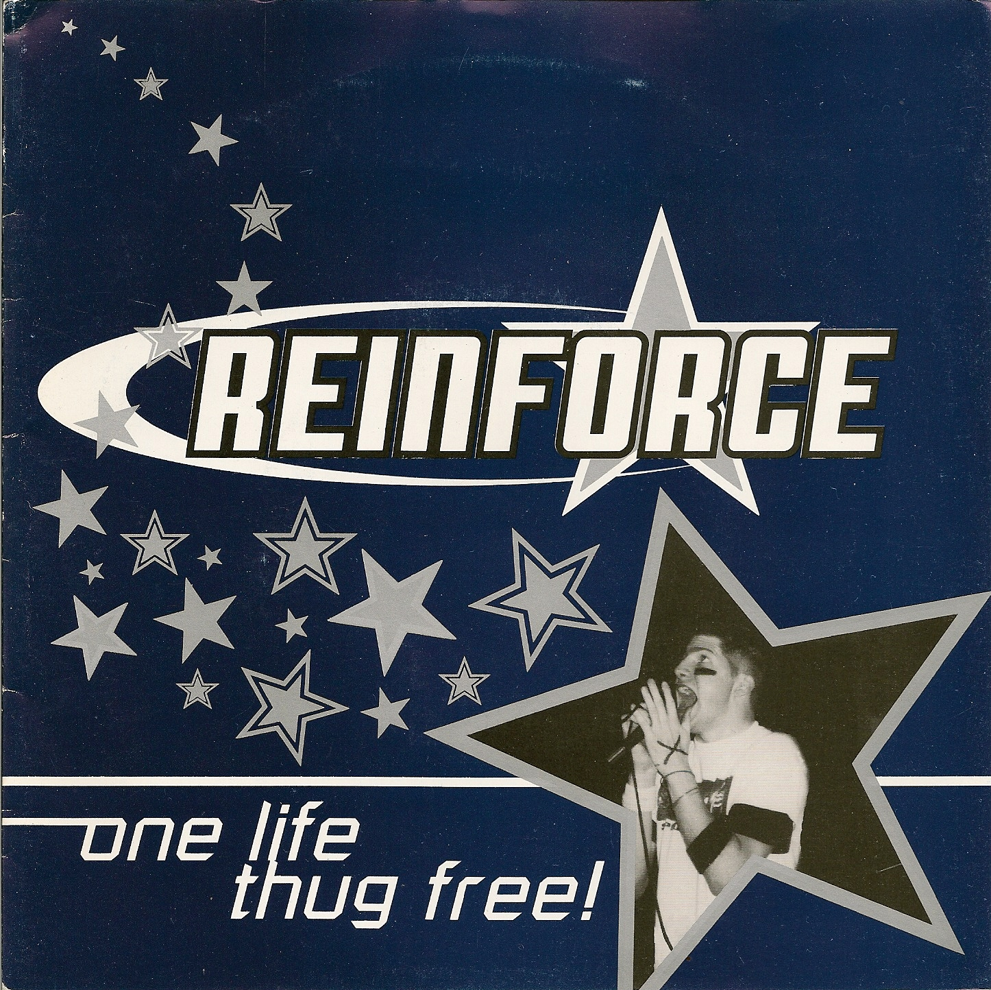 "REINFORCE ""One life thug free!"" EP"