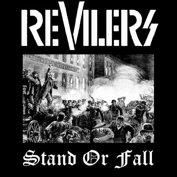 "REVILERS ""Stand or fall"" EP"