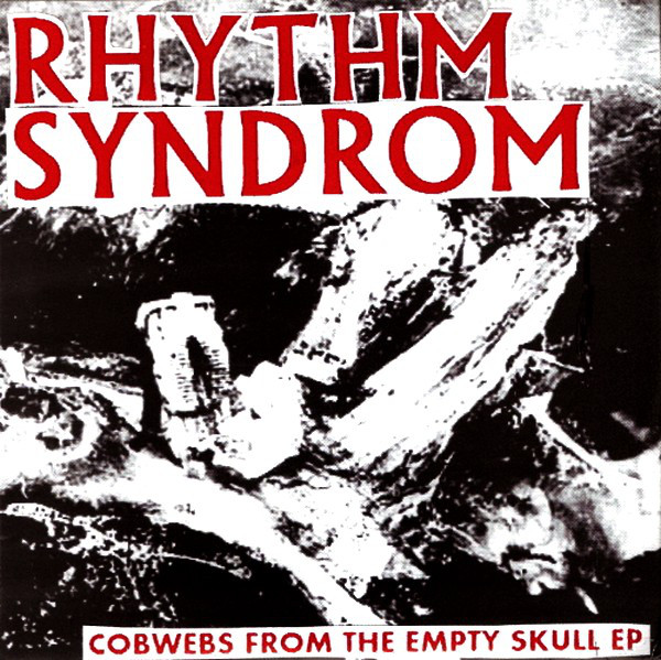 "RHYTHM SYNDROM ""Cobwebs from the empty skull"" EP (purple)"