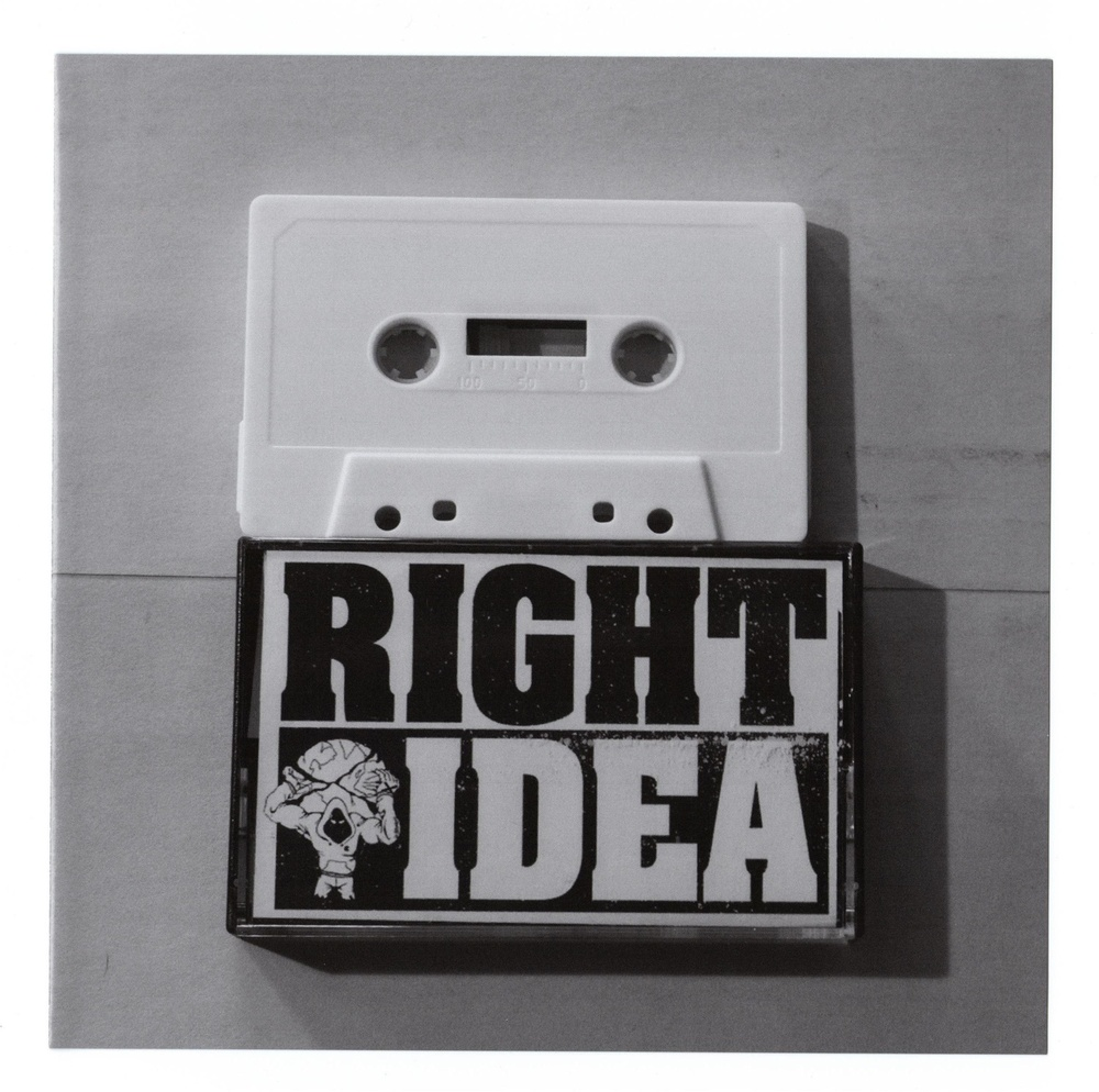 "RIGHT IDEA ""Right Idea"" EP (1st press, white)"