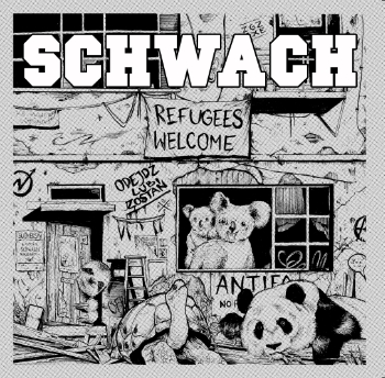 "SCHWACH ""Schwach"" EP (2nd press, white)"