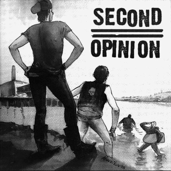 "SECOND OPINION ""Second Opinion"" EP"
