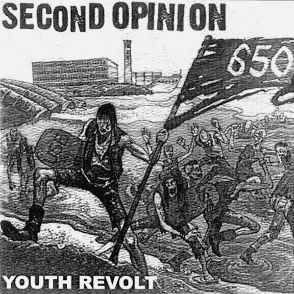 "SECOND OPINION ""Youth revolt"" EP"