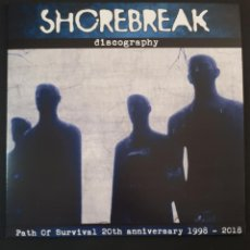 "SHOREBREAK ""Discography"" LP"