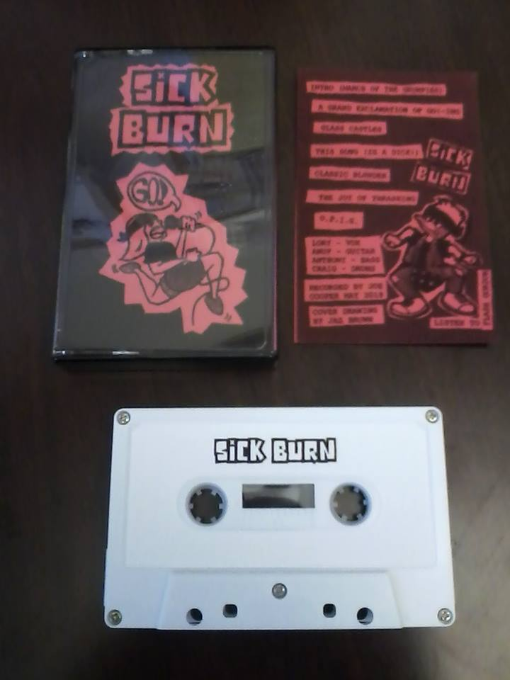 "SICK BURN ""Demo 2018"" CS"