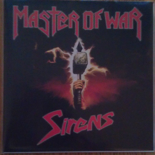 "SIRENS ""Master of war"" EP"