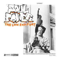 "SOUL POWER ""The low end fury"" EP (clear)"