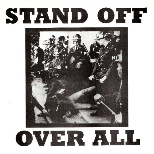 "STAND OFF ""Over all"" EP"