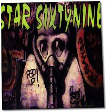 STAR SIXTY NINE/TOO FAT TO SK8  split LP