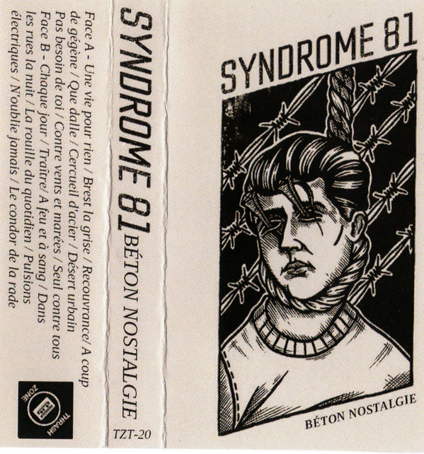 "SYNDROME 81 ""Beton nostalgie"" CS"