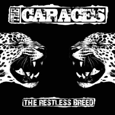 "THE CAPACES ""The restless breed"" LP"