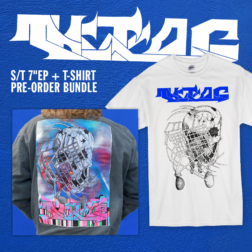 "THE FOG ""The Fog"" 7""+T-SHIRT Bundle  PRE-ORDER"