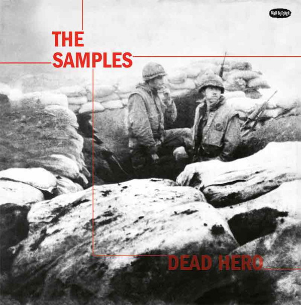 "THE SAMPLES ""Dead hero"" EP"