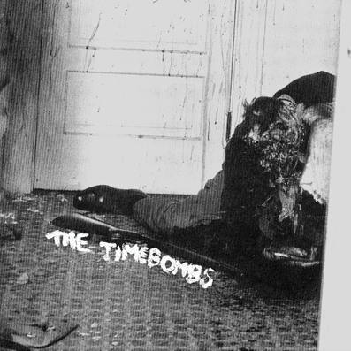 "THE TIMEBOMBS ""Belong in hell""  LP"