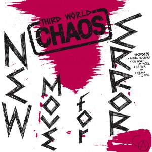 "THIRD WORLD CHAOS ""New move for error"" LP"