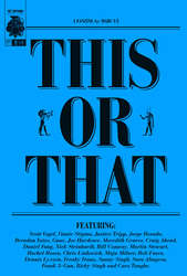 """THIS OR THAT"" #1"