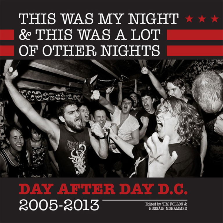 """THIS WAS MY NIGHT & THIS WAS A LOT OF OTHER NIGHTS"" Book"