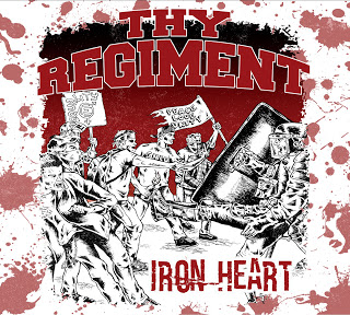 "THY REGIMENT ""Iron heart"" CS"