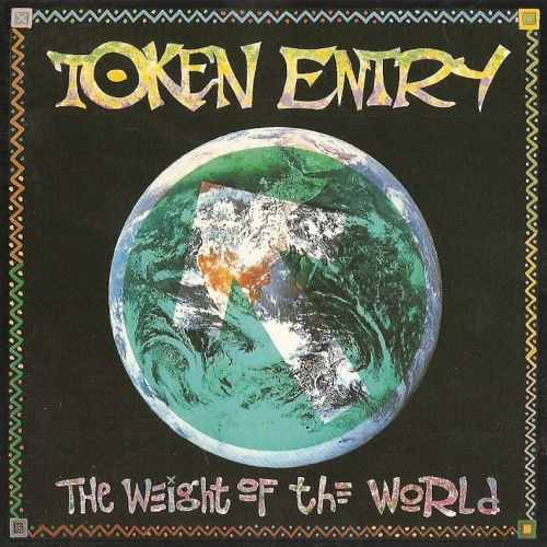 "TOKEN ENTRY ""The weight of the world"" CS"