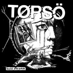 "TORSÖ ""Build and break"" EP  (1st press, green)"