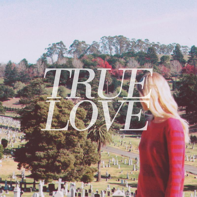 "TRUE LOVE ""New young gods"" LP"