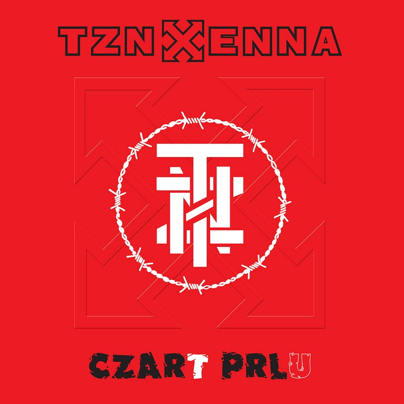 "TZN XENNA ""Czart PRL-u"" LP  (2nd press, black)"