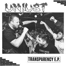 "UNJUST ""Transparency"" EP"