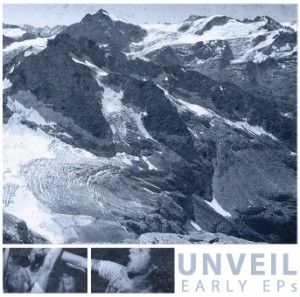 "UNVEIL ""Early EP's"" CD"