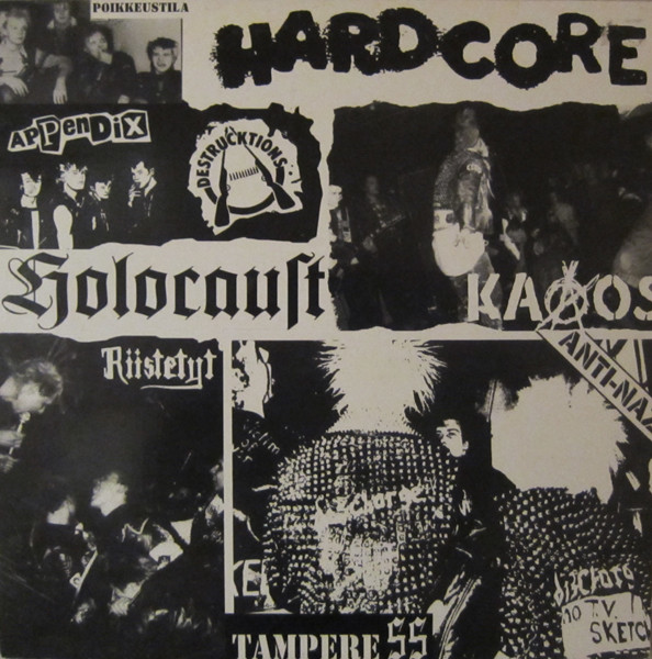 "V/A ""Hardcore Holocaust"" LP"