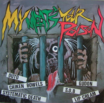 "V/A ""My Meat Your Poison\"" LP"