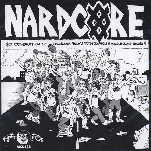 "V/A ""Nardcore"" CD"