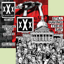 "V/A ""Still having their say"" LP + ""XXX Fanzine"" Book"