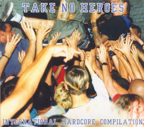 "V/A ""Take No Heroes"" CD"