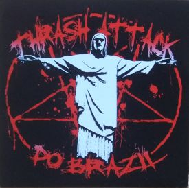 "V/A ""Thrash Attack Do Brazil"" EP"