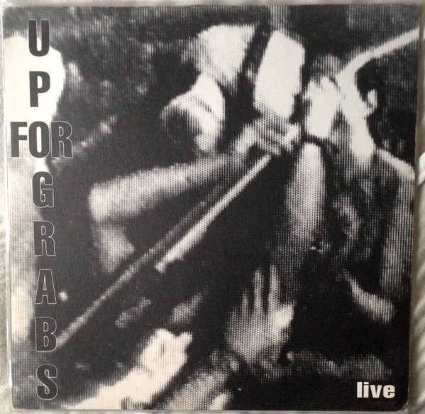 "V/A ""Up For Grabs Live"" LP"