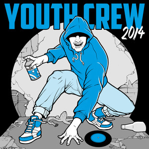 "V/A ""Youth Crew 2014"" EP"