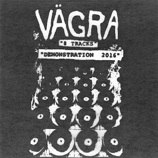 "VÄGRA ""8 tracks demonstration 2016"" 12"""